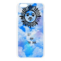 Let Your Sun Shine  Apple Seamless iPhone 6 Plus/6S Plus Case (Transparent)
