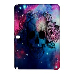Colorful Space Skull Pattern Samsung Galaxy Tab Pro 12.2 Hardshell Case