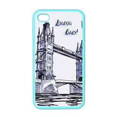 Lovely London Baby  Apple iPhone 4 Case (Color)