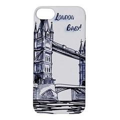 Lovely London Baby  Apple iPhone 5S/ SE Hardshell Case
