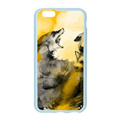 Wild Wolf Apple Seamless iPhone 6/6S Case (Color)