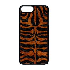 Skin2 Black Marble & Brown Marble Apple Iphone 7 Plus Seamless Case (black)