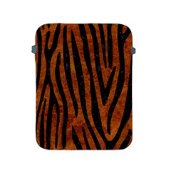 Skin4 Black Marble & Brown Marble Apple Ipad 2/3/4 Protective Soft Case