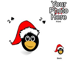 Christmas Animal Clip Art Playing Cards 54 (heart)
