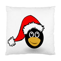 Christmas Animal Clip Art Standard Cushion Case (two Sides)