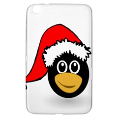 Christmas Animal Clip Art Samsung Galaxy Tab 3 (8 ) T3100 Hardshell Case