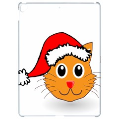 Cat Christmas Cartoon Clip Art Apple iPad Pro 12.9   Hardshell Case