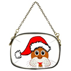 Child Of Artemis Christmas Animal Clipart Chain Purses (two Sides)