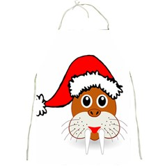 Child Of Artemis Christmas Animal Clipart Full Print Aprons
