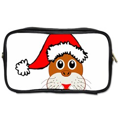 Child Of Artemis Christmas Animal Clipart Toiletries Bags 2 Side