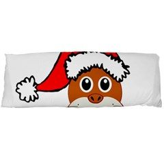 Child Of Artemis Christmas Animal Clipart Body Pillow Case Dakimakura (two Sides)