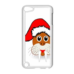 Child Of Artemis Christmas Animal Clipart Apple Ipod Touch 5 Case (white)
