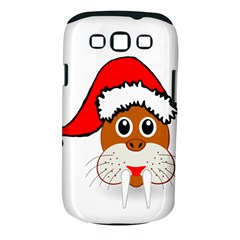 Child Of Artemis Christmas Animal Clipart Samsung Galaxy S Iii Classic Hardshell Case (pc+silicone)