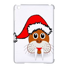 Child Of Artemis Christmas Animal Clipart Apple Ipad Mini Hardshell Case (compatible With Smart Cover)