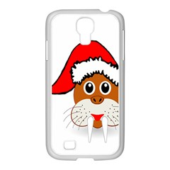 Child Of Artemis Christmas Animal Clipart Samsung Galaxy S4 I9500/ I9505 Case (white)