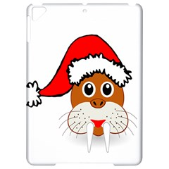 Child Of Artemis Christmas Animal Clipart Apple Ipad Pro 9 7   Hardshell Case