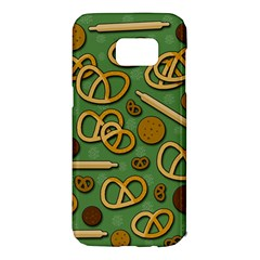 Bakery 4 Samsung Galaxy S7 Edge Hardshell Case