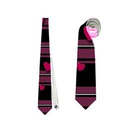 Harts pattern Neckties (One Side)