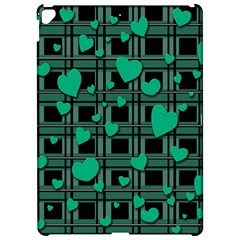Green love Apple iPad Pro 12.9   Hardshell Case