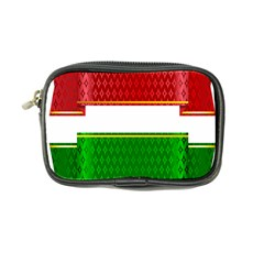 Christmas Banners Clipart Coin Purse