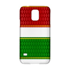 Christmas Banners Clipart Samsung Galaxy S5 Hardshell Case