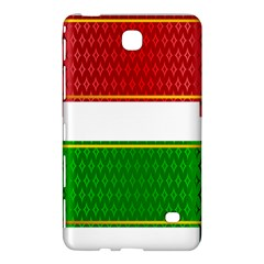Christmas Banners Clipart Samsung Galaxy Tab 4 (8 ) Hardshell Case