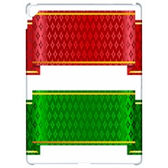 Christmas Banners Clipart Apple Ipad Pro 12 9   Hardshell Case