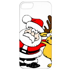 Christmas Santa Claus Apple Iphone 5 Classic Hardshell Case