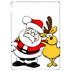 Christmas Santa Claus Apple iPad Pro 12.9   Hardshell Case