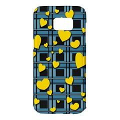 Love design Samsung Galaxy S7 Edge Hardshell Case