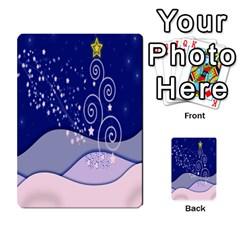 Christmas Tree Multi Purpose Cards (rectangle)