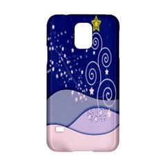 Christmas Tree Samsung Galaxy S5 Hardshell Case