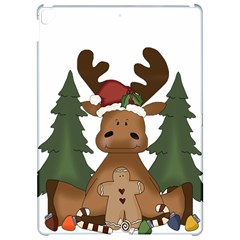 Christmas Moose Apple iPad Pro 12.9   Hardshell Case