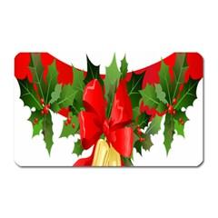 Christmas Clip Art Banners Clipart Best Magnet (rectangular)