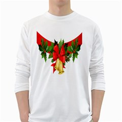 Christmas Clip Art Banners Clipart Best White Long Sleeve T Shirts