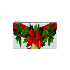Christmas Clip Art Banners Clipart Best Cosmetic Bag (small)