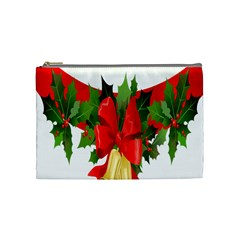 Christmas Clip Art Banners Clipart Best Cosmetic Bag (medium)
