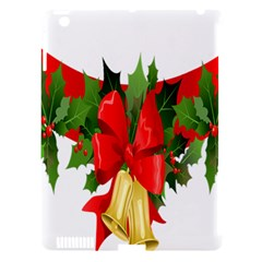 Christmas Clip Art Banners Clipart Best Apple Ipad 3/4 Hardshell Case (compatible With Smart Cover)