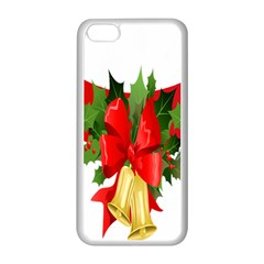 Christmas Clip Art Banners Clipart Best Apple Iphone 5c Seamless Case (white)