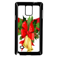 Christmas Clip Art Banners Clipart Best Samsung Galaxy Note 4 Case (black)