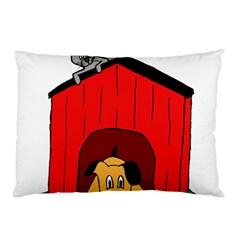 Dog Toy Clip Art Clipart Panda Pillow Case