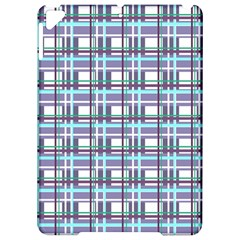 Decorative plaid pattern Apple iPad Pro 9.7   Hardshell Case