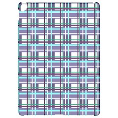 Decorative plaid pattern Apple iPad Pro 12.9   Hardshell Case