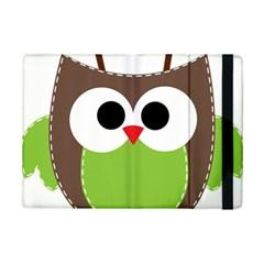 Clip Art Animals Owl Ipad Mini 2 Flip Cases