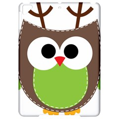 Clip Art Animals Owl Apple iPad Pro 9.7   Hardshell Case