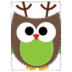 Clip Art Animals Owl Apple Ipad Pro 12 9   Hardshell Case