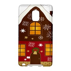 Christmas House Clipart Galaxy Note Edge