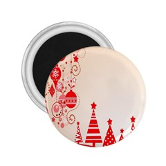 Christmas Clipart Wallpaper 2 25  Magnets