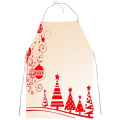 Christmas Clipart Wallpaper Full Print Aprons