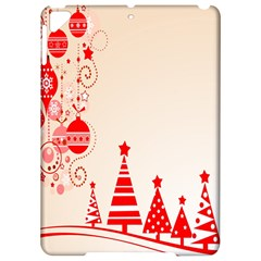 Christmas Clipart Wallpaper Apple Ipad Pro 9 7   Hardshell Case